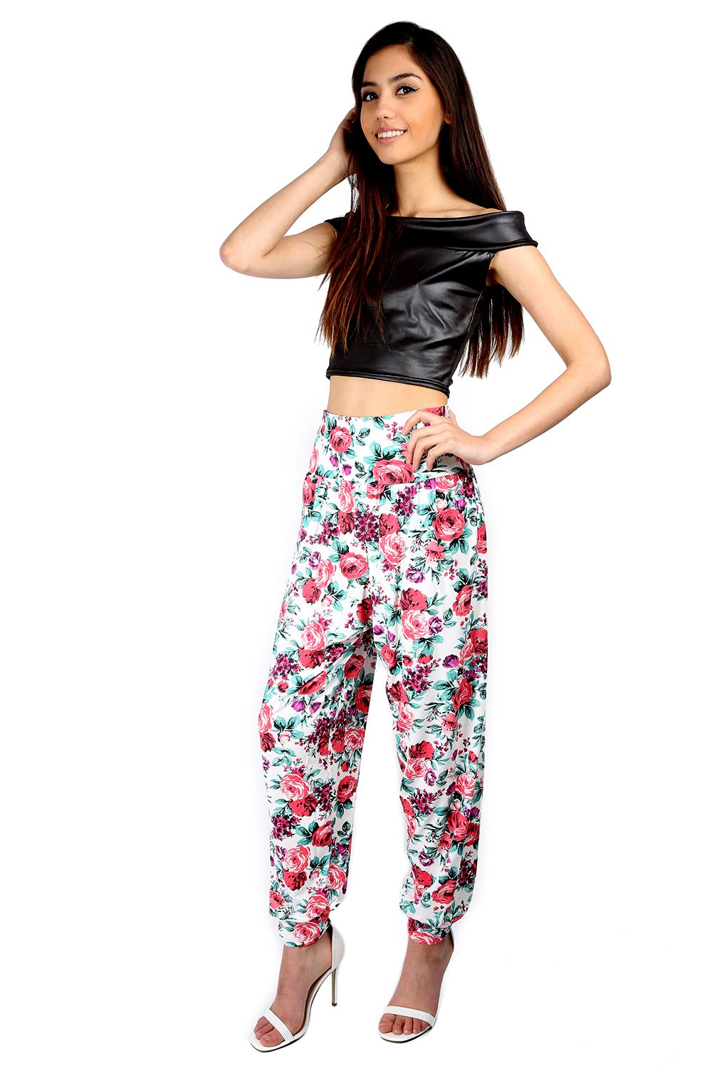 Shop from the world's largest selection and best deals for Animal Print Pants for Women. Free delivery and free returns on eBay Plus items.