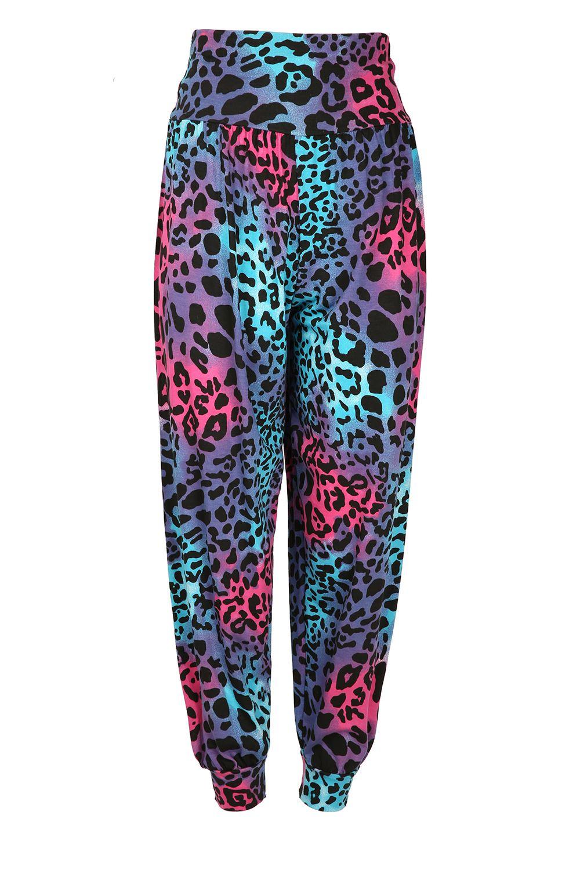 Model New Womens Ali Baba Trousers Ladies Harem Pants Floral Printed Bottoms Leggings | EBay