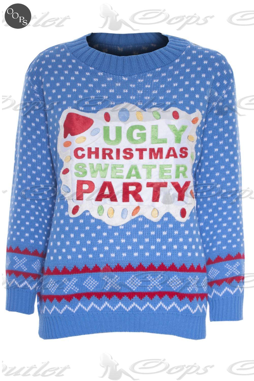 Ugly Christmas Sweater Clearance Lera Sweater
