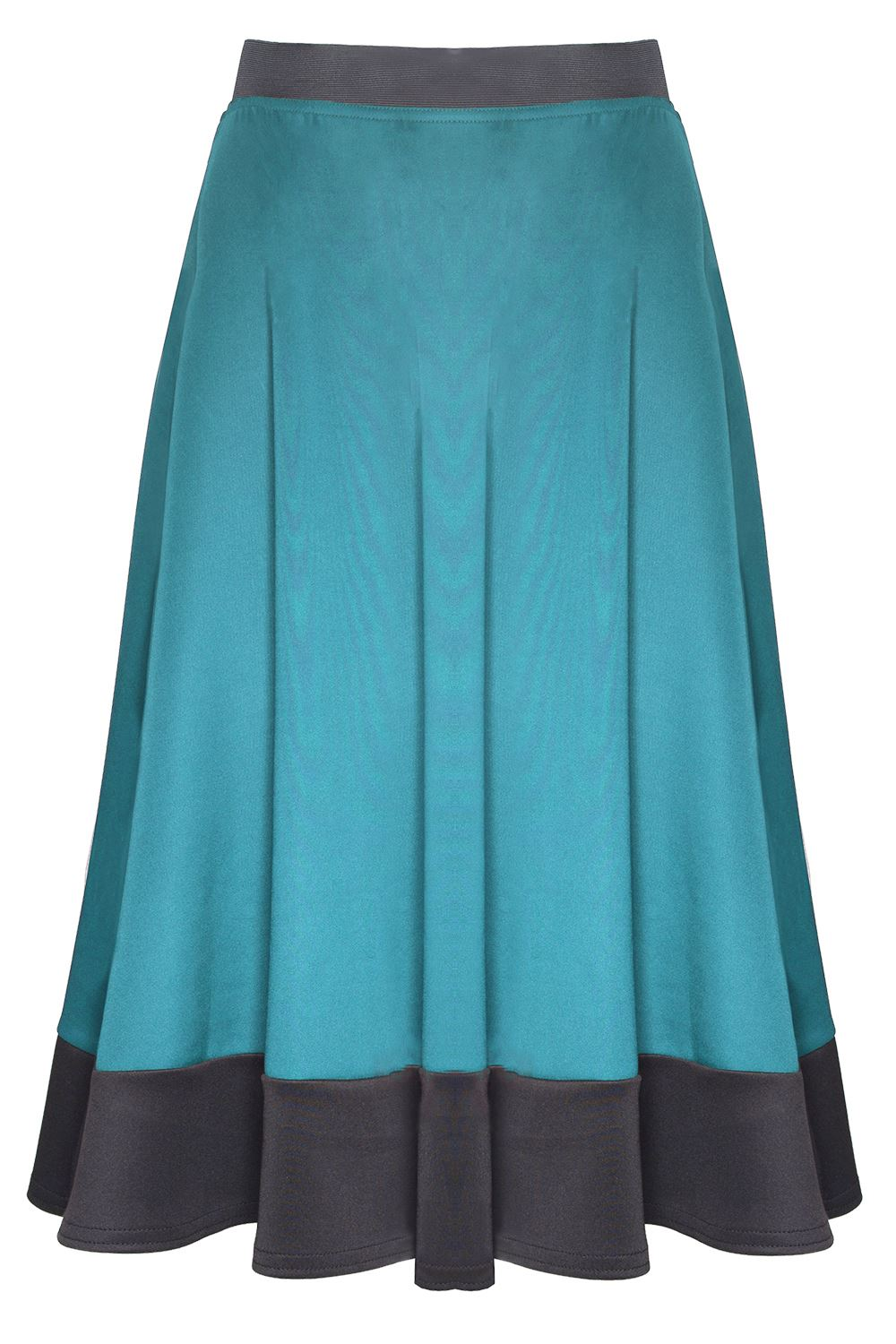 Original Pleated Skirt Is One Of Them Halston Heritage This Chiffon Mini Skirt