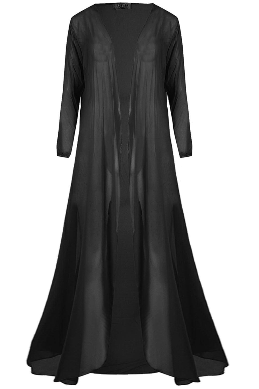 Long maxi cardigan ebay