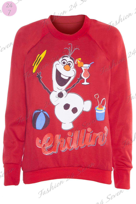 Frozen Womens Shirt