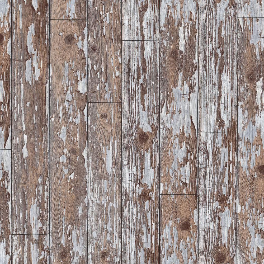 Papier mural marron gris cabin bois vieilli effet du temps arthouse 622009 - Papier peint effet bois vieilli ...