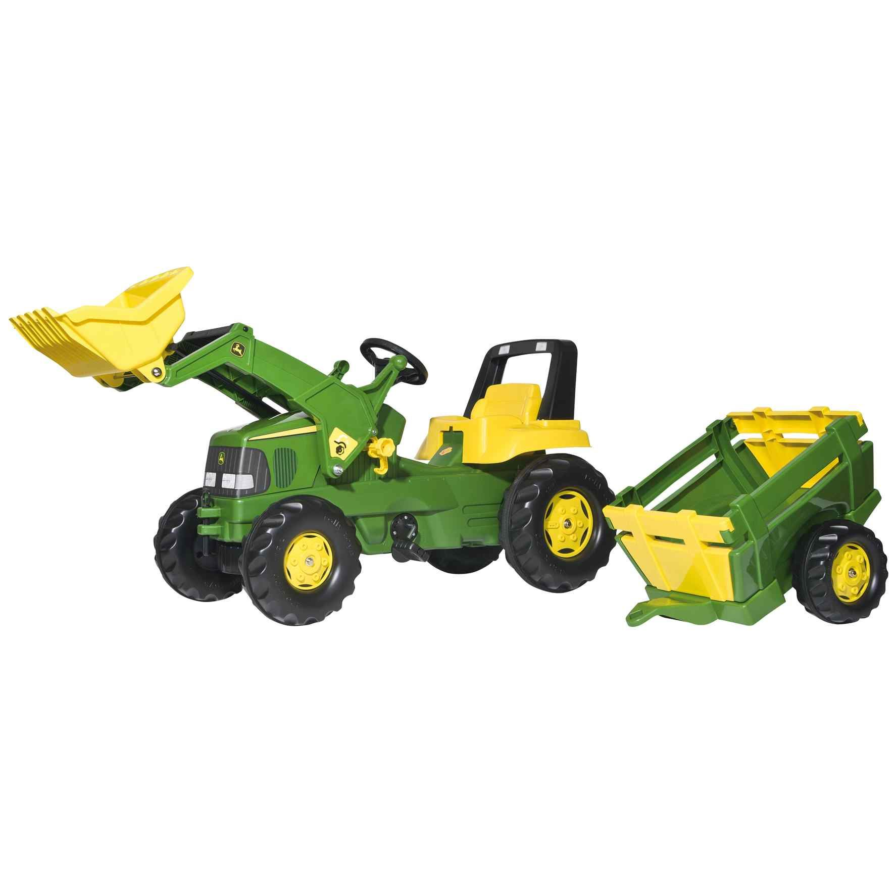 john deere enfants rolly p dale jouet junior tracteur. Black Bedroom Furniture Sets. Home Design Ideas