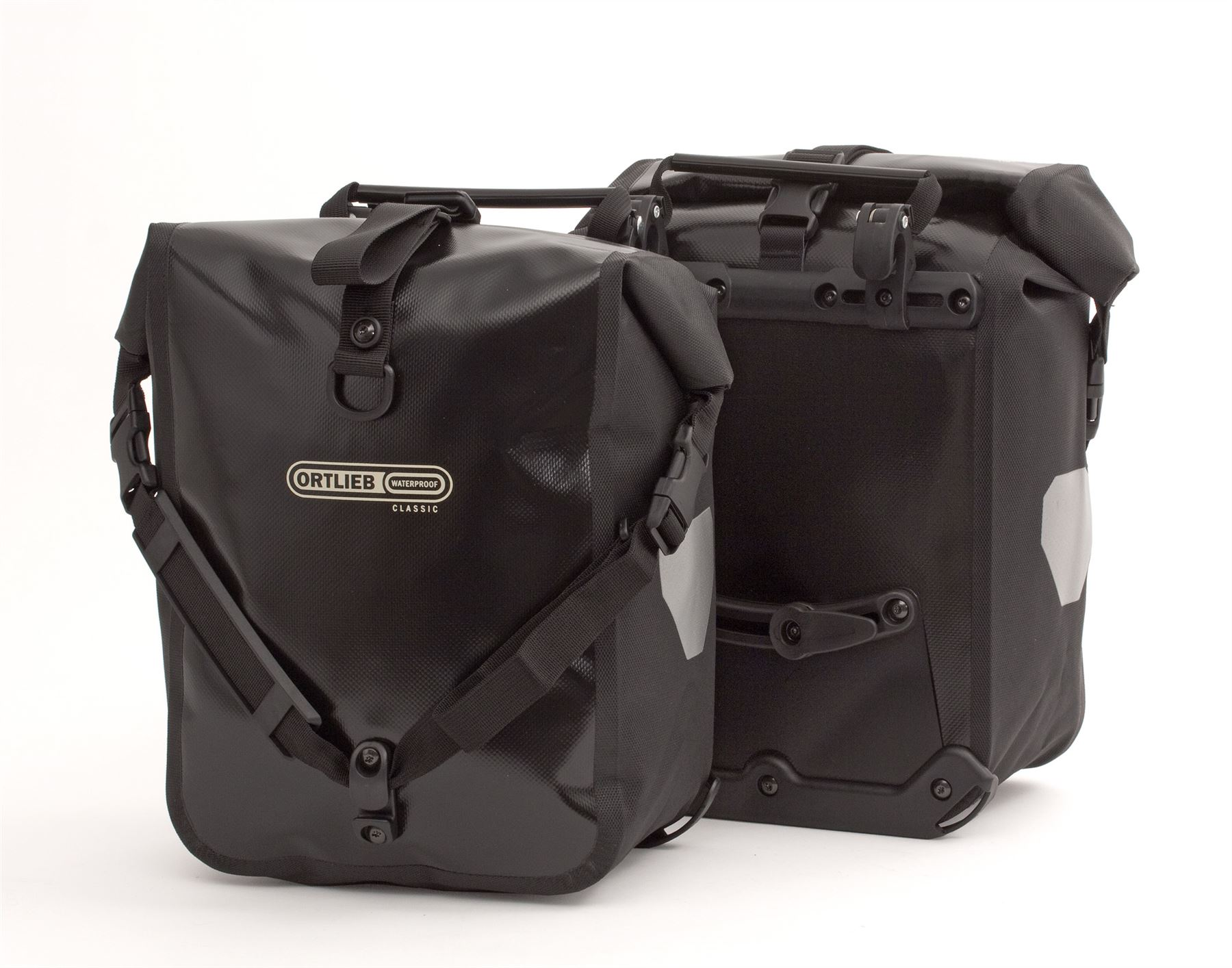 ORTLIEB-FRONT-ROLLER-CLASSIC-BIKE-CYCLE-PANNIER-PAIR