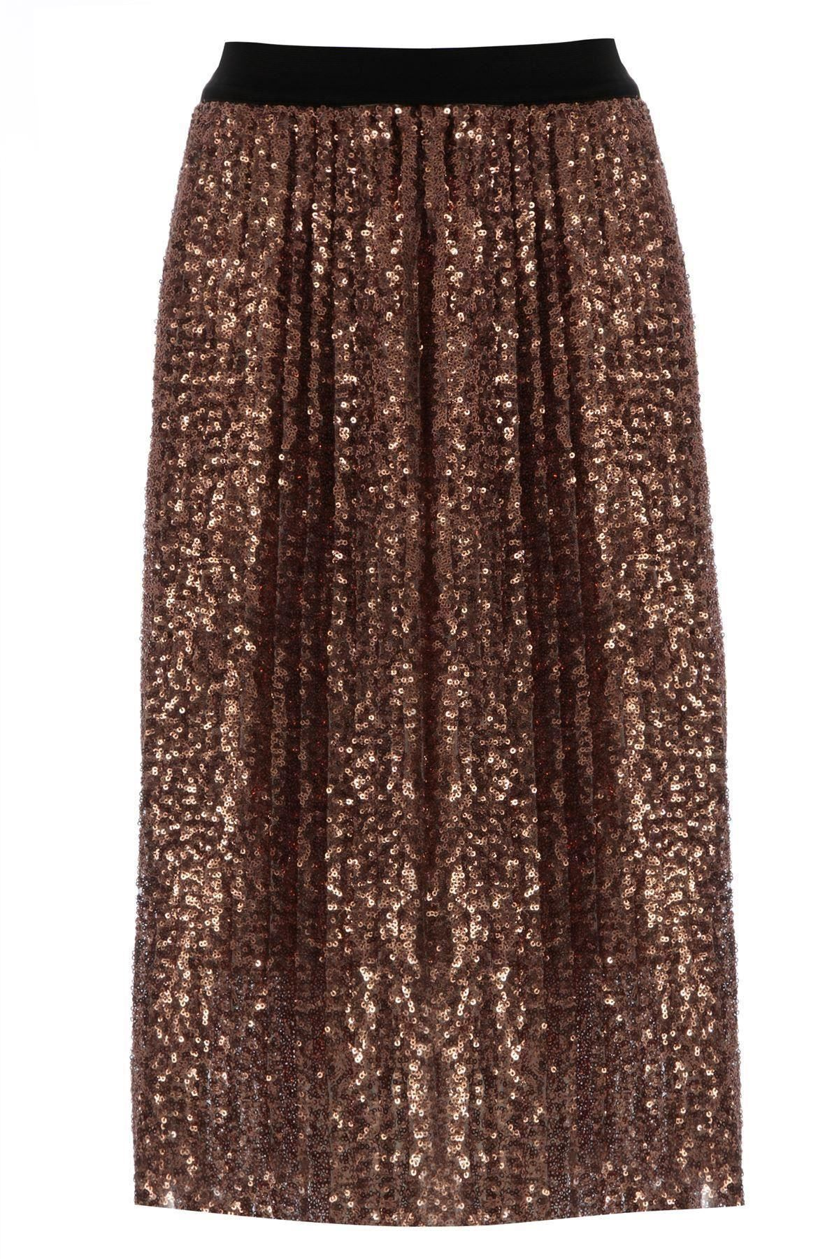 love2dress sequin pleated skirt ebay