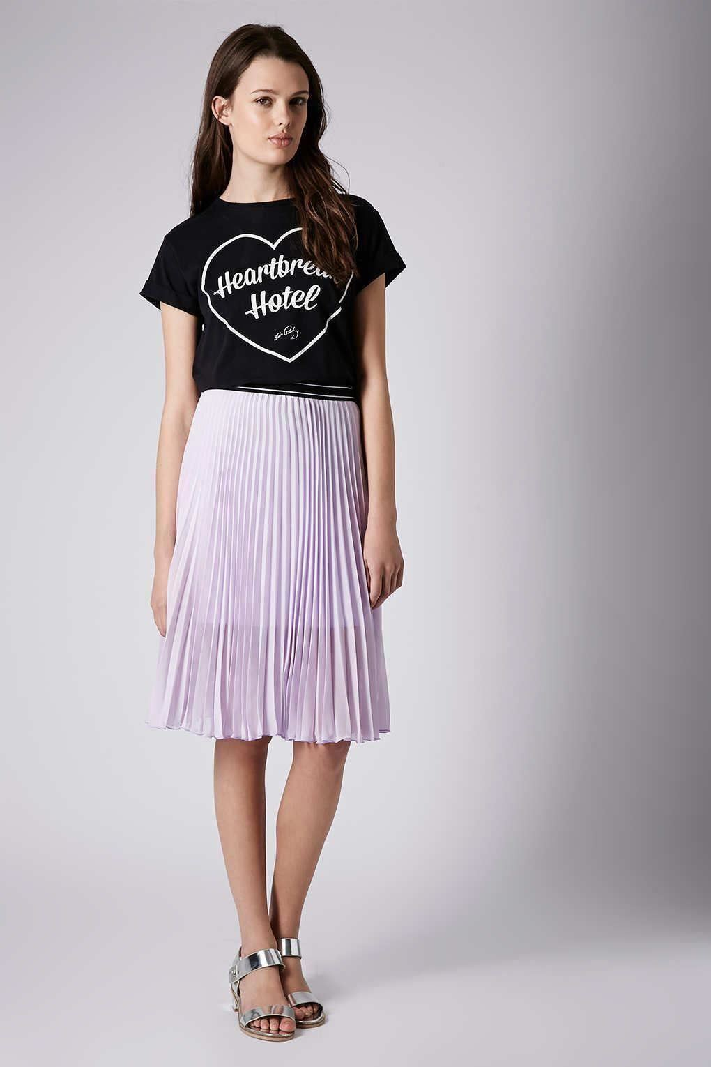 Sport-Waistband-Pleat-Midi-Skirt