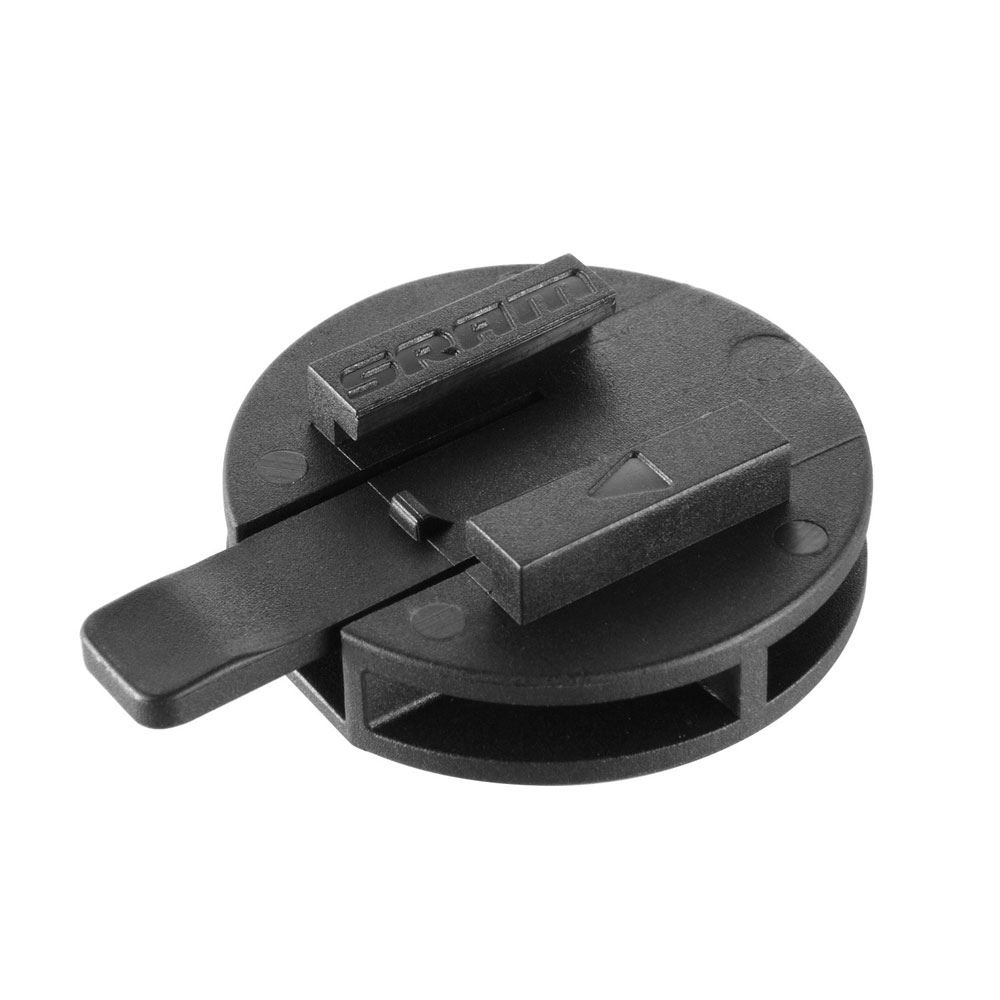 SRAM QuickView Garmin GPS/Computer Mount Adaptor - Quarter Turn to Slide Lock (use with 605 and 705)