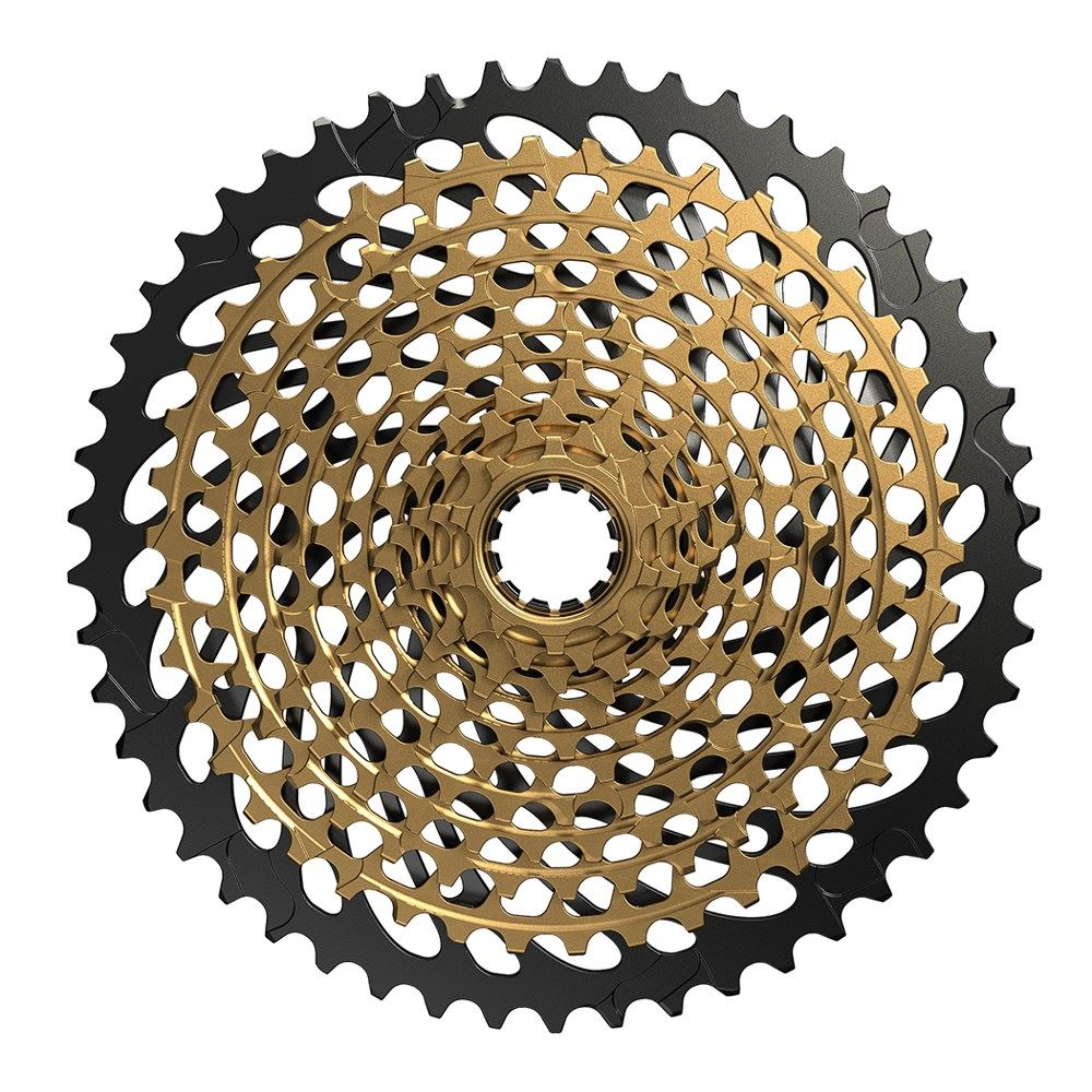 SRAM Cassette Eagle - XG-1299 10-50 12 Speed Gold