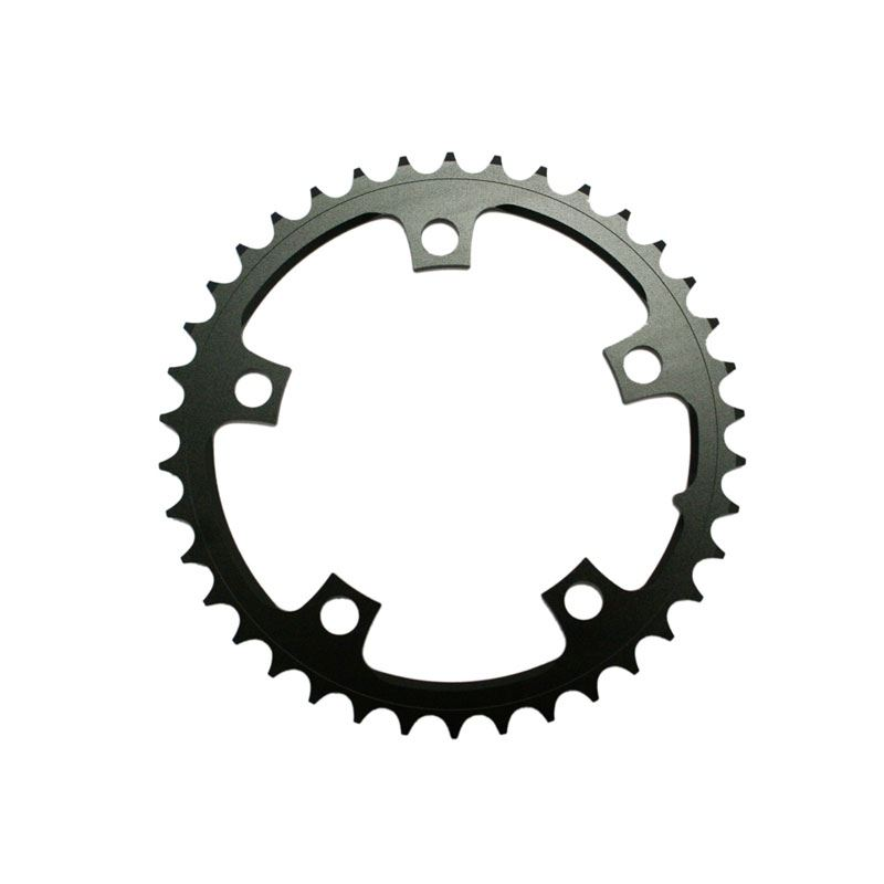 SRAM  SRAM Chainring Road 5 Bolt 110mm BCD Alum 3mm Black