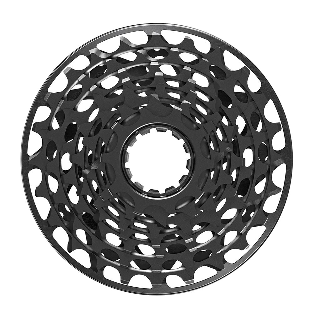 SRAM X01DH Cassette - XG-795 10-24 7 Speed, fits XD Driver Body
