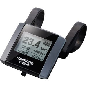 Shimano STEPS SC-E6000 STEPS cycle computer display