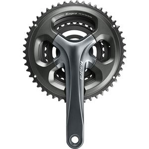 Shimano  Shimano Tiagra FC-4703 Tiagra triple chainset 10-speed, 50/39/30, triple, 170 mm
