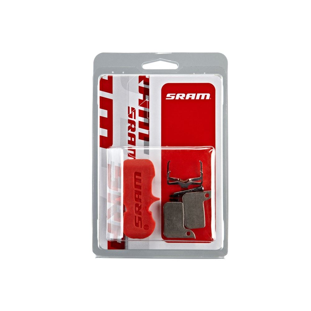 SRAM  SRAM Level Ultimate & TLM / Road Hydro Disc Brake Pads (includes guide pin clip & pad spreader)