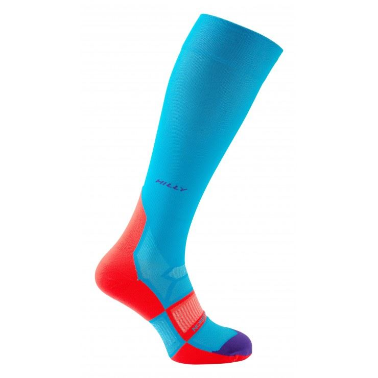 Hilly  Hilly Womens Pulse Compression Sock