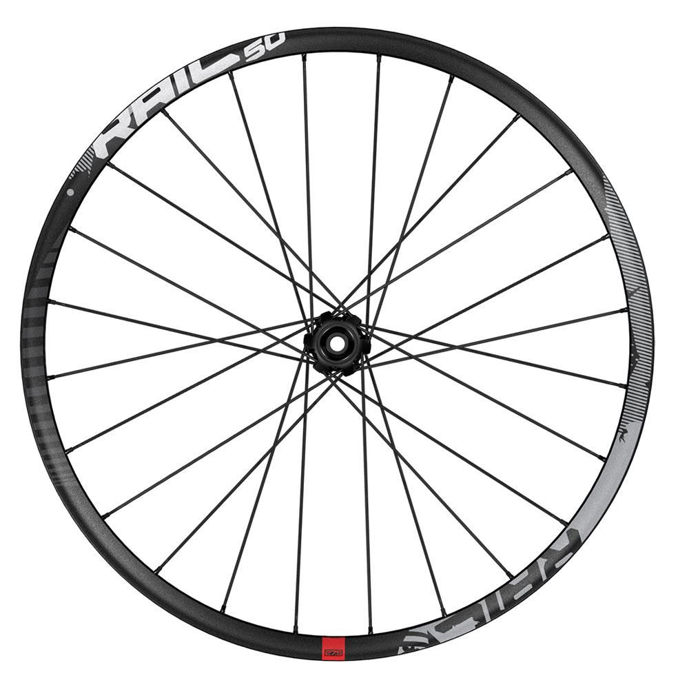 "SRAM Rail 50 - 27.5"" - Front - UST - Tubeless - (Inc. 15mm & 20mm Through Axle Caps)"