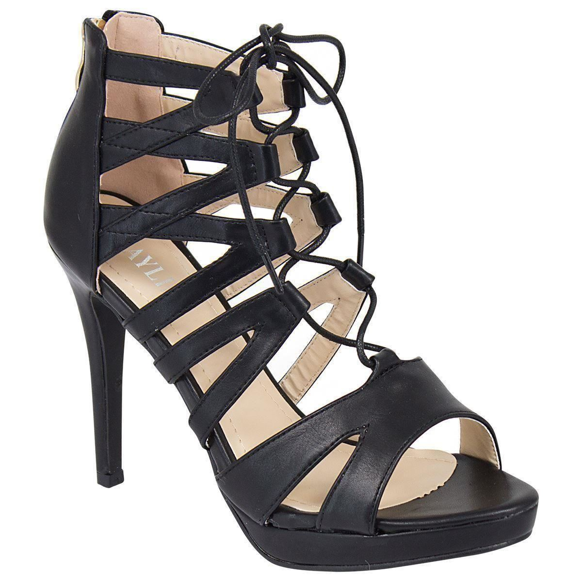 Buy celebrity sandal gladiator and get free shipping on ...