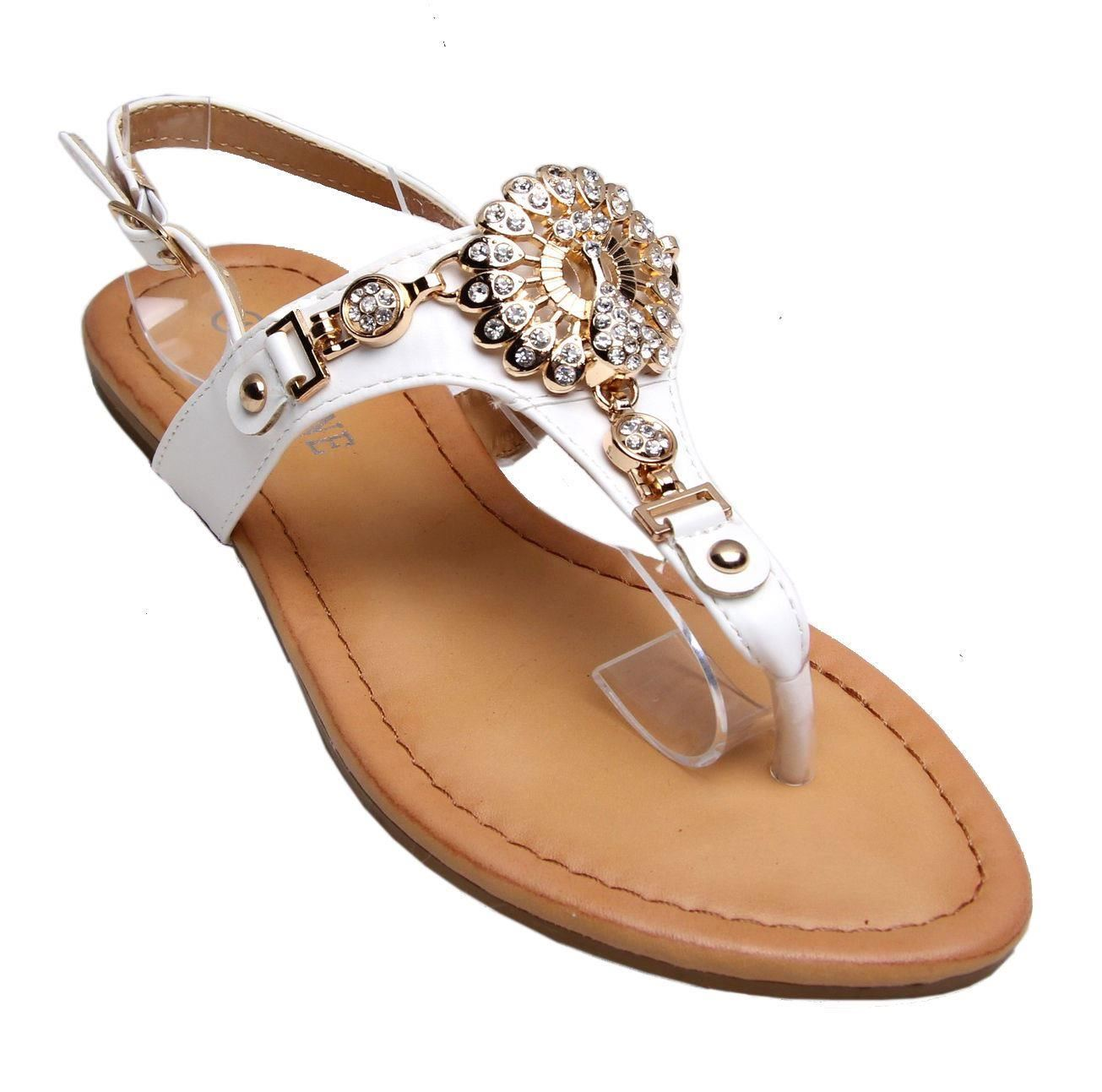 Book Of Women Sandals With Straps In Uk By William